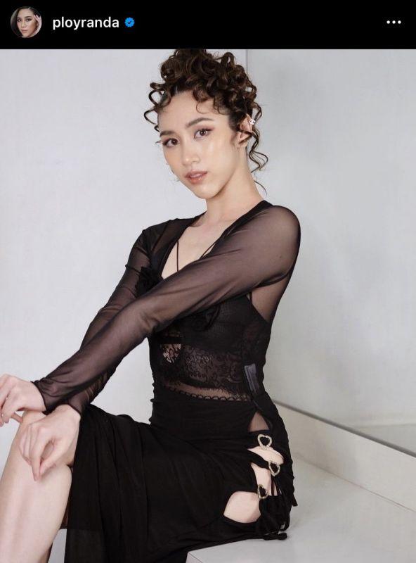 พลอย รัญดภา นักแสดง LALISA LISA BLACKPINK