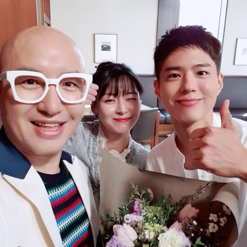 Park Bogum ซีรีส์Itaewon Class