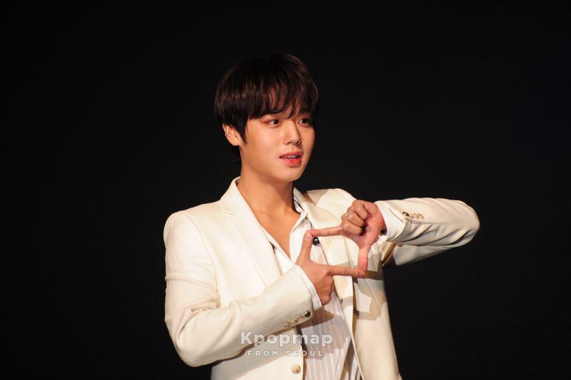 Park Jihoon คัมแบ็ค แฟนเพลง นักร้อง