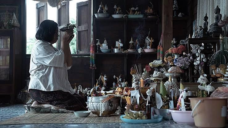 ร่างทรง ภาพยนตร์ไทย หนังสยองขวัญ GDH