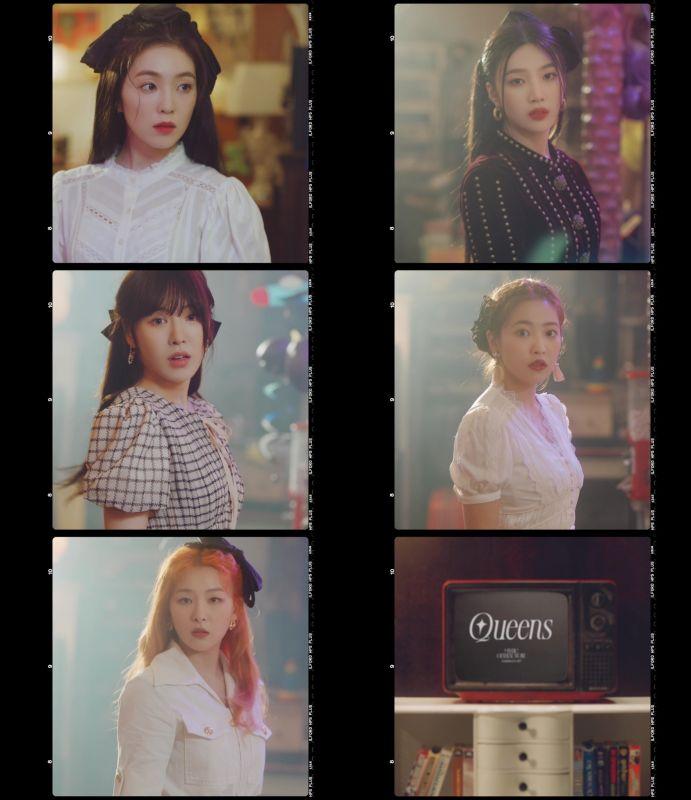 Red Velvet SM Entertainment K-POP เกิร์ลกรุ๊ป ไอดอลเกาหลี