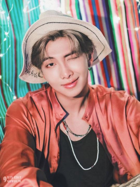 RM BTS HappyBirthdayNamjoon RMGalaxyDay