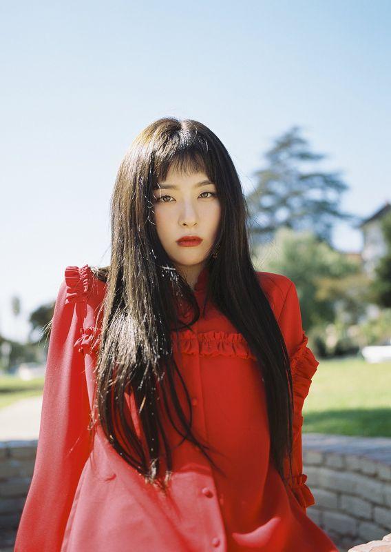 Seulgi วง Red Velvet