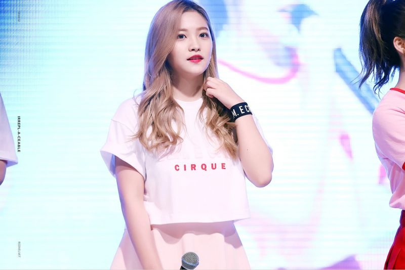 Yeri วง Red Velvet