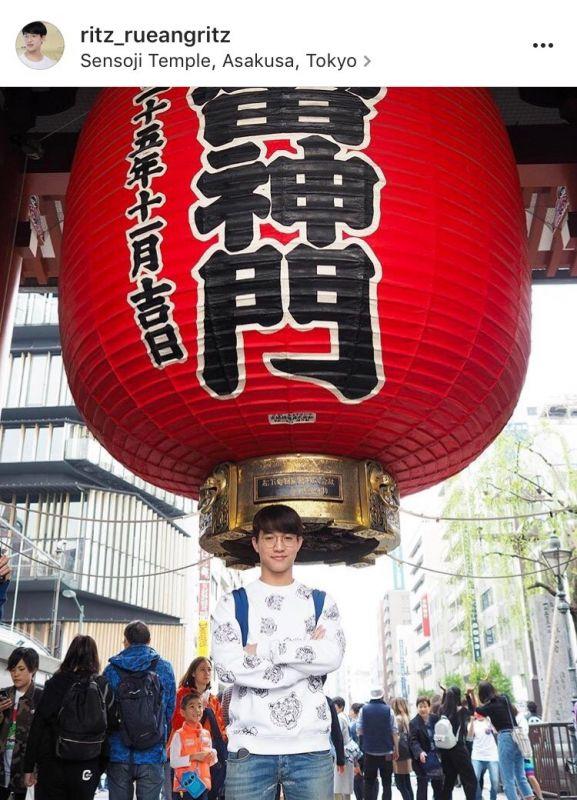ริท ห้างแตก คัมแบ็ค งานอีเว้นท์ เรียนจบแพทย์  ข่าวดี เที่ยวญี่ปุ่น