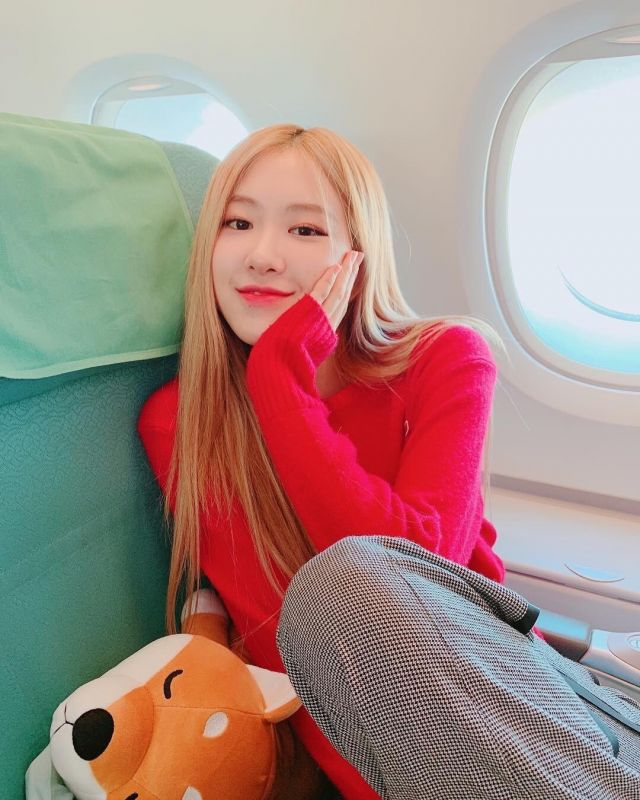 BLACKPINK Rosé วันเกิด RosesAreRosieDay