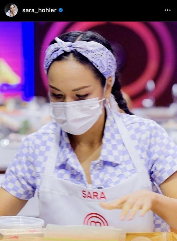 Masterchef Celebrity Thailand SS2 ซาร่า โฮเลอร์