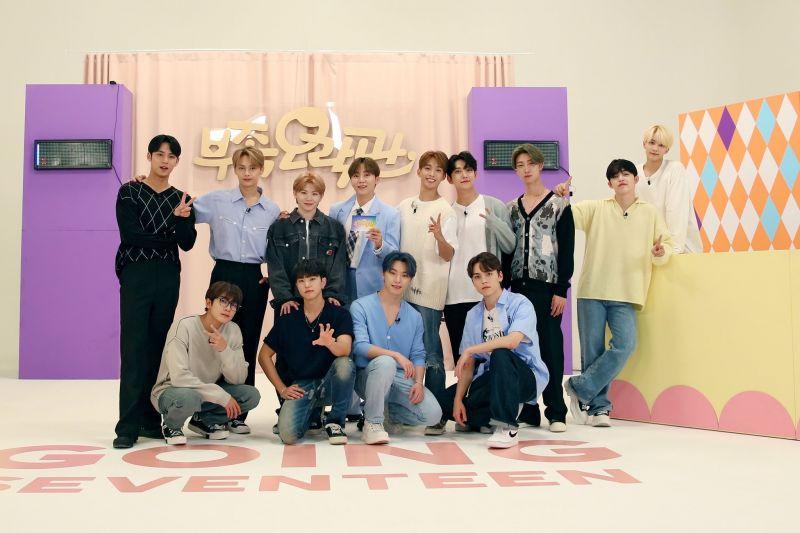 SEVENTEEN Pledis Entertainment ไอดอลเกาหลี KPOP