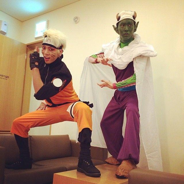 ไอดอล เกาหลี K-Pop วันฮัลโลวีน Halloween