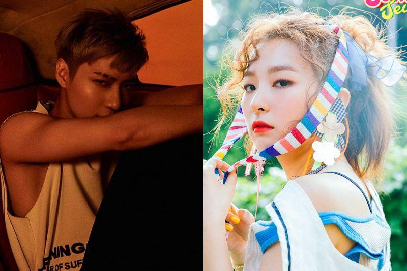 Taemin Seulgi PB R&B