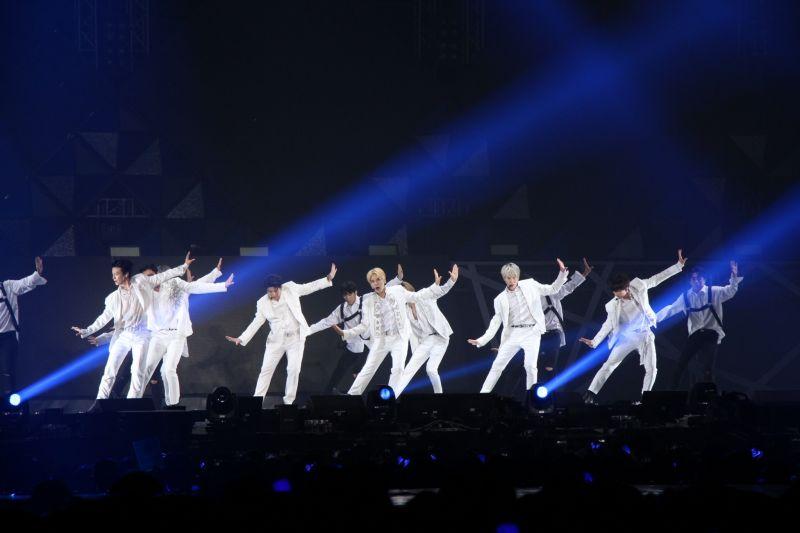 Super Junior คอนเสิร์ต #SS8inBKK_Day2 #SS8inBKK #SS8inBKK_Day1