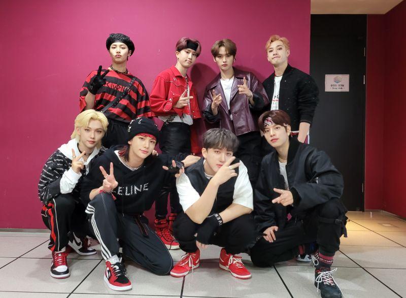 Stray Kids KCON 2021 JYP Entertainment K-POP บอยแบนด์ ไอดอลเกาหลี