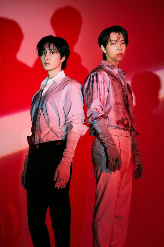 SUPER JUNIOR-D&E ทงเฮ อึนฮยอก