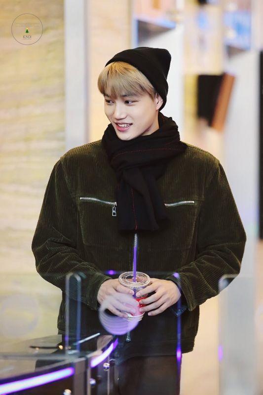 Kai EXO HappyKaiDay HappyBearDayKai
