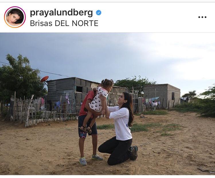 ปู ไปรยา นางฟ้าผู้ลี้ภัย เวเนซุเอลา