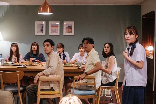 เก้า จิรายุ ถักผม ONEYEAR365วันบ้านฉันบ้านเธอ