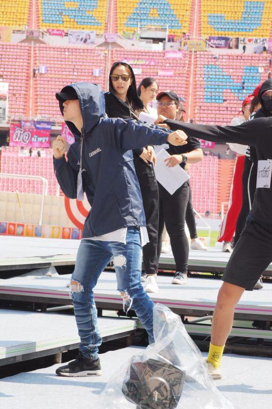 ยอร์ช ยงศิลป์ เต้น SM