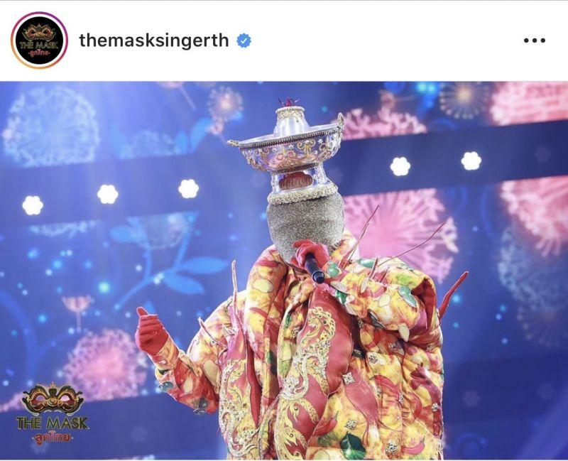 The Mask ลูกไทย หน้ากากต้มยำกุ้ง นน ชานน