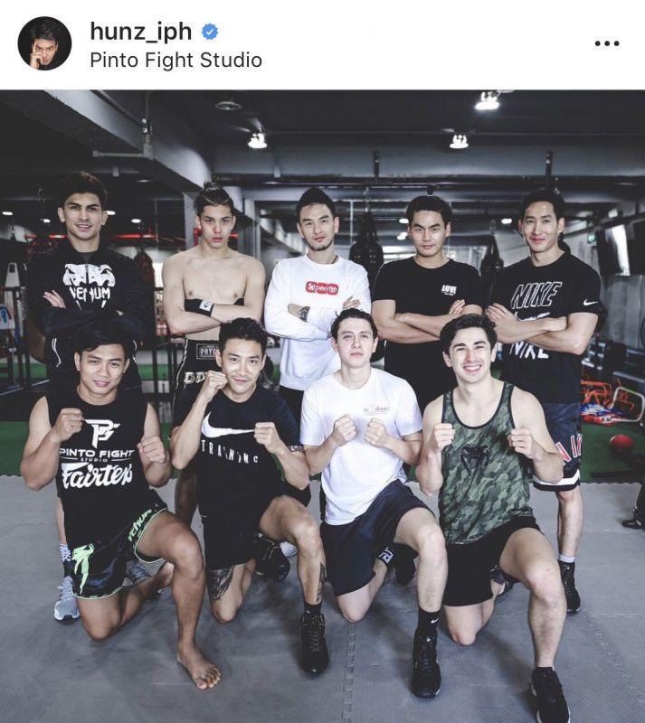 ฮั่น อิสริย ชิน ชินวุฒ 10 Fight 10