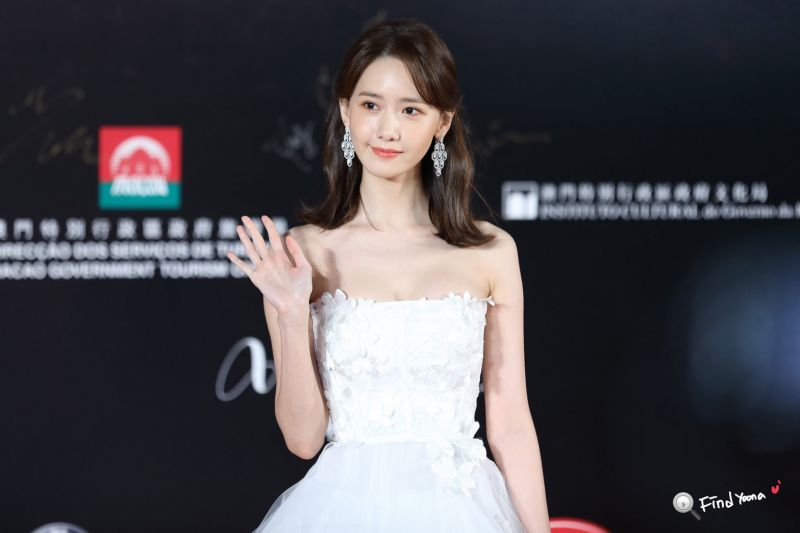 YoonA GirlsGeneration HappyYoonADay AWalkToRememberWithYoonA