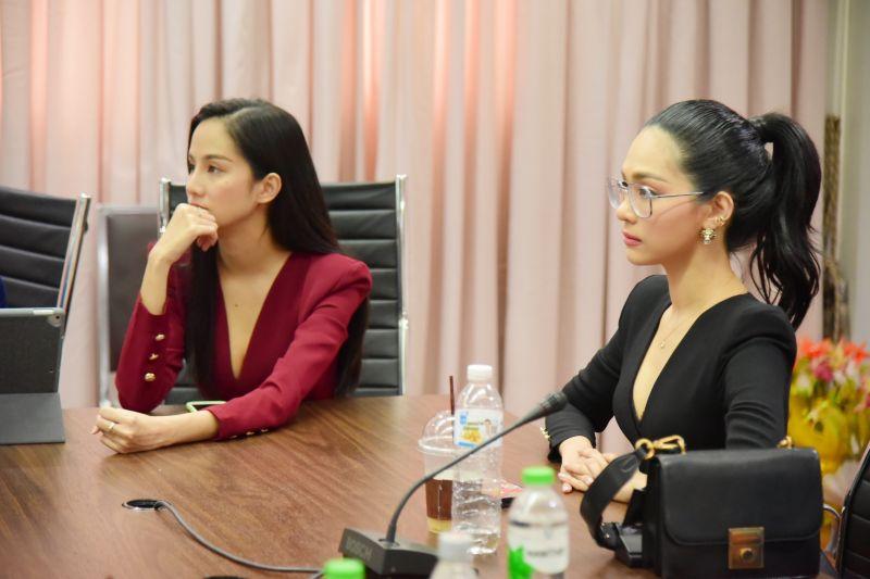 นางสาวไทย 2563 Miss Thailand บิ๊นท์ สิรีธร