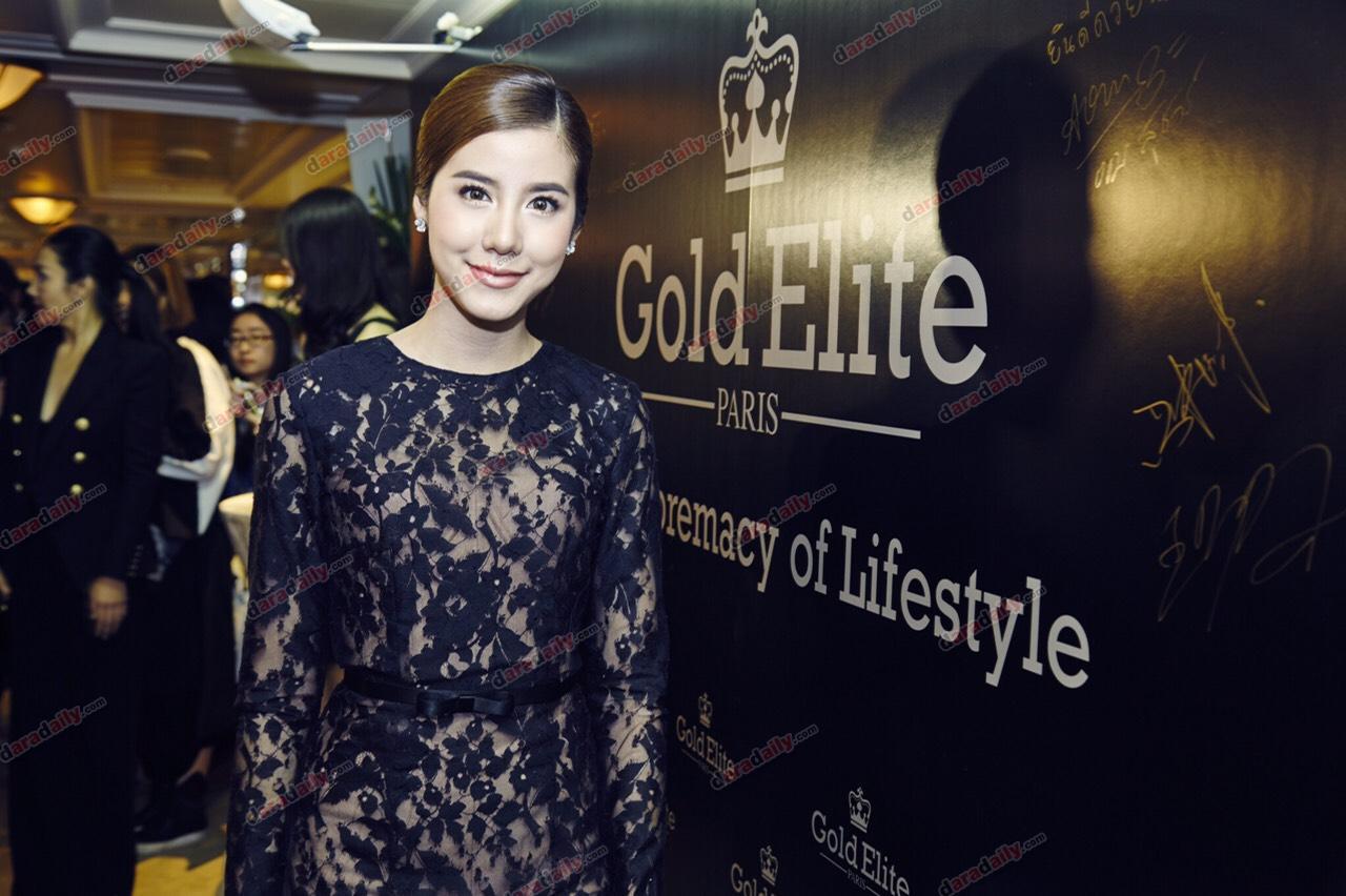 Gold Elite Paris มือถือทองคำ ซุปตาร์ไทย ซุปตาร์ฮ่องกง ดารา เซเลบริตี้ คนดัง ประดับบารมี