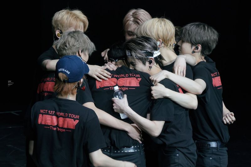 NCT 127 3YearsWithNCT127 kpop idol