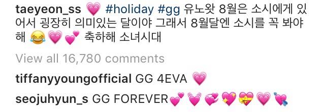 GG4EVA 11YearsWithGirlsGeneration GirlsGeneration