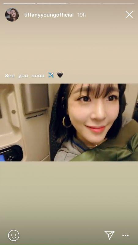 Tiffany tiffanyyoungfanmeetingtourbkk