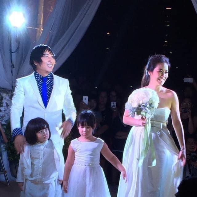 เปิ้ล นาคร จูน กษมา แต่งงาน 6 ปี