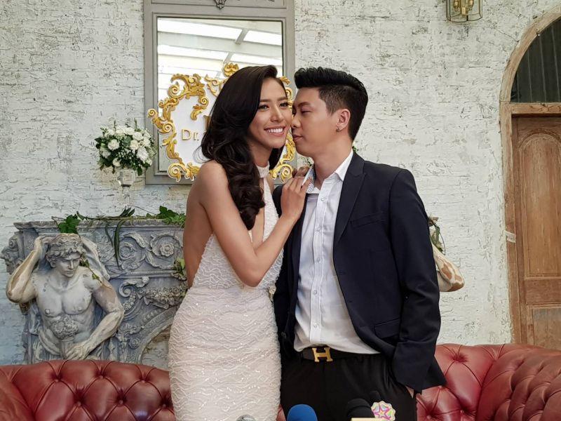 น้ำหวาน รักษ์ณภัค วงศ์ธนทัศน์ The Face แต่งงาน