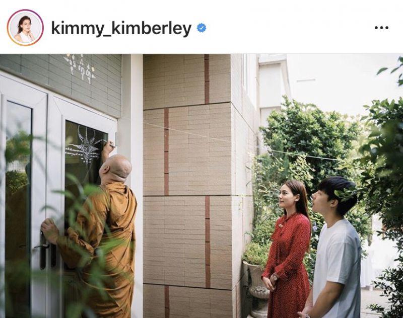 หมาก ปริญ เซอร์ไพรส์ วันเกิด คิมเบอร์ลี่