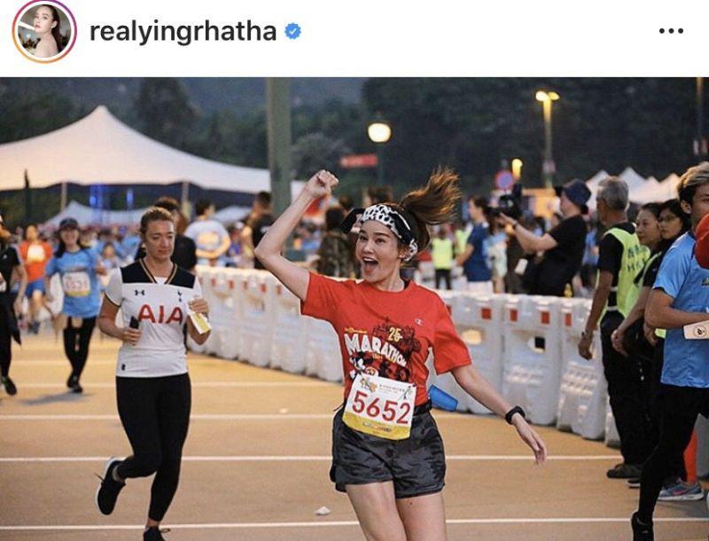ตุลย์ ตุลยเทพ หญิง รฐา วิ่งมาราธอน ประเทศญี่ปุ่น