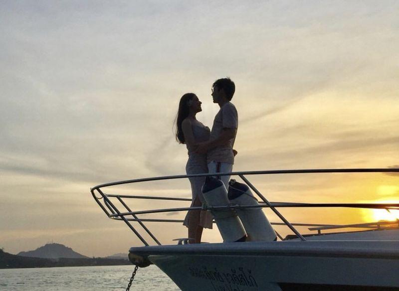 หมาก คิม พรีเวดดิ้ง แต่งงาน ความรัก