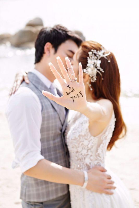 เป๊ก รัฐภูมิ แนท แต่งงาน