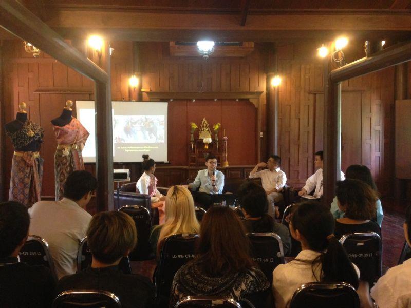 การะเกด ท่านหมื่น บุพเพสันนิวาส ประวัติศาสตร์ไทย
