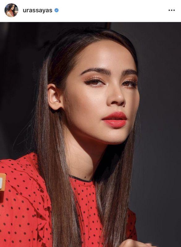 สาวไทย ไอดอล ลิซ่า ญาญ่า อุรัสยา หน้าสวยที่สุดในโลก