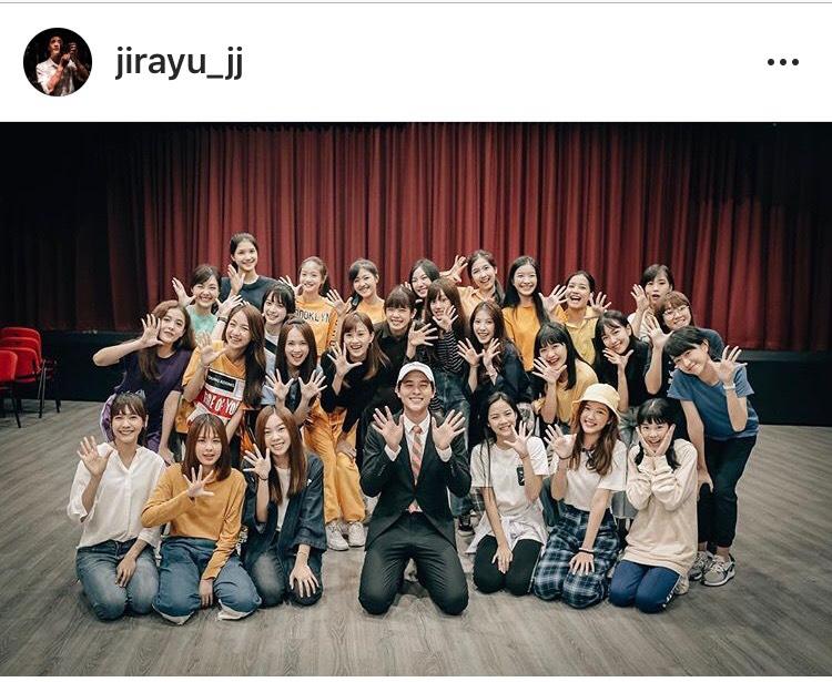 คนดีที่ไหน เจมส์ จิรายุ BNK48 ถ่ายรายการ