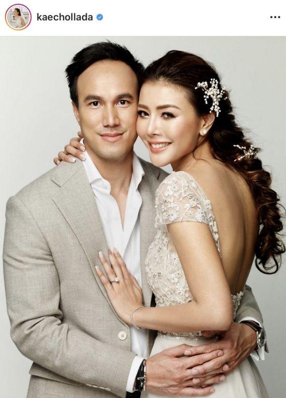 เก๋ ชลลดา งานแต่งงาน งบบานปลาย 100 ล้าน