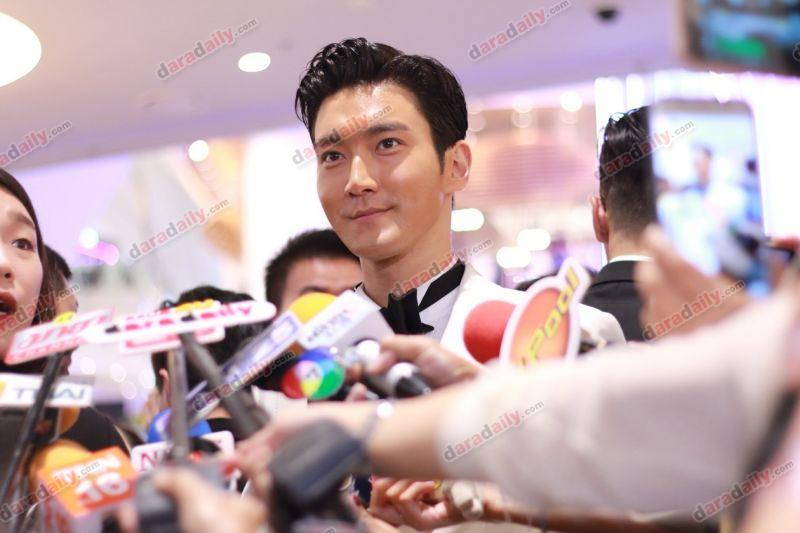 Siwon superjunior iconsiam เปิดตัว kpop