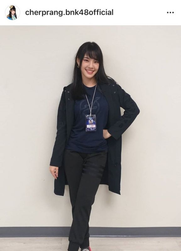 เฌอปราง BNK48 Woman of the Year รางวัล