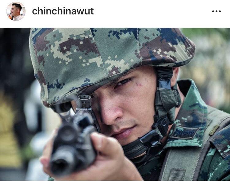 ภาพยนตร์ ชิน ชินวุฒ ทหาร พี่นาค
