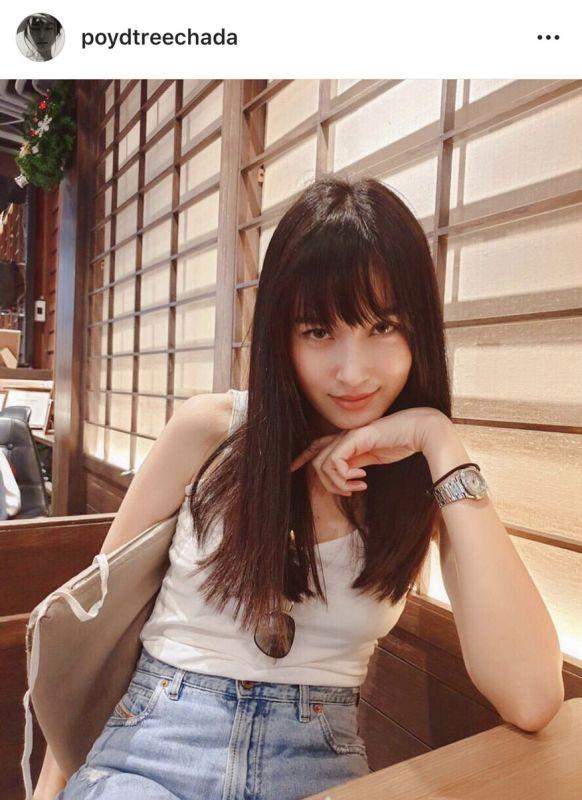 ปอย ตรีชฎา ตัวแทนคนไทย นักท่องเที่ยวจีน