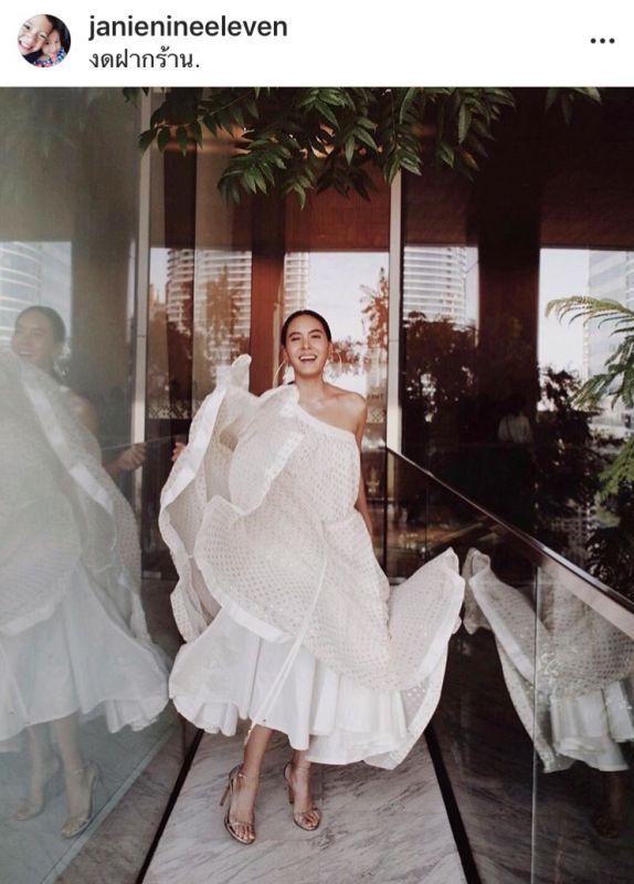 มิกกี้ นนท์ อัลภาชน์ ณ ป้อมเพชร เจนี่ เทียนโพธิ์สุวรรณ คบซ้อน งานแต่ง