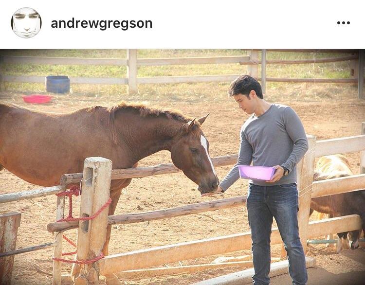 รวมภาพ พิสูจน์ แอนดริว แฟนคลับ อวยพรวันเกิด บันเทิง ดารา นักแสดง  IG พระเอกหนุ่ม พระเอกตลอดกาล