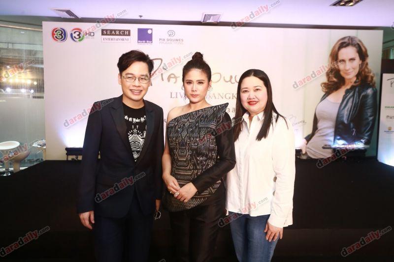 PIA Douwes Live in Bangkok 2018 งานเพลง ศิลปินในตำนาน