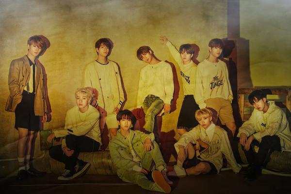 Woojin Stray Kids สัญญา JYP Ent