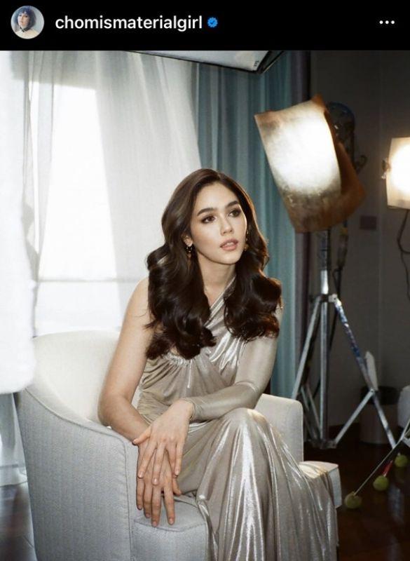ชมพู่ อารยา Miss Universe