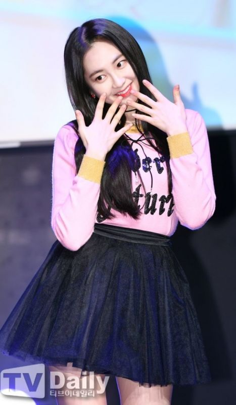 Taeha Yeonwoo MOMOLAND ไอดอลเกาหลี
