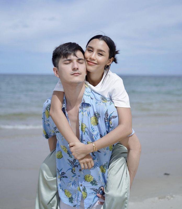 ชิน ชินวุฒ ลิลลี่ ภัณฑิลา 7 ปี ความรัก